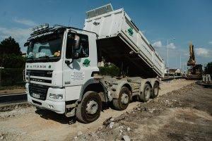DAF 85 410 | MV Přeprava – nákladní přeprava, demoliční práce, zemní práce, zpracování odpadu