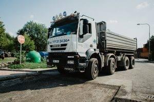 Iveco 500 E5 | MV Přeprava – nákladní přeprava, demoliční práce, zemní práce, zpracování odpadu