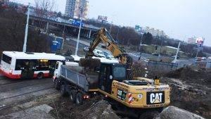 MV Přeprava – referenční projekt – Spořilov