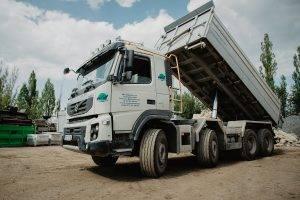Volvo 460 E5 | MV Přeprava – nákladní přeprava, demoliční práce, zemní práce, zpracování odpadu
